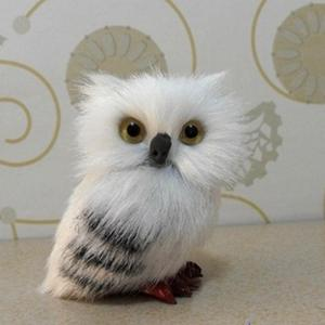 Super Cute Owl Christmas Plush