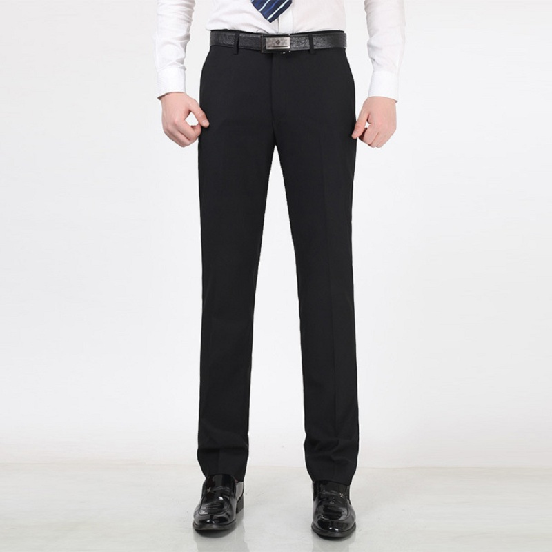 Online Cheap Mens Black Dress Pants Group