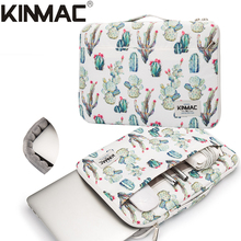 Новинка 2020, брендовая сумка Kinmac, чехол, сумка для ноутбука 12, 13, 14, 15, 15,6, сумка для MacBook Air Pro, оптовая продажа, Бесплатная доставка KS005