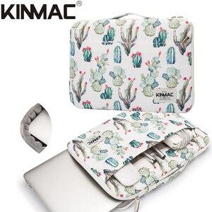 """Image 1 - 2020 nouvelle marque Kinmac sac à main étui pour ordinateur portable 12 """",13"""",14 """",15"""",15.6 """", sac pour MacBook Air Pro, vente en gros livraison gratuite KS005"""