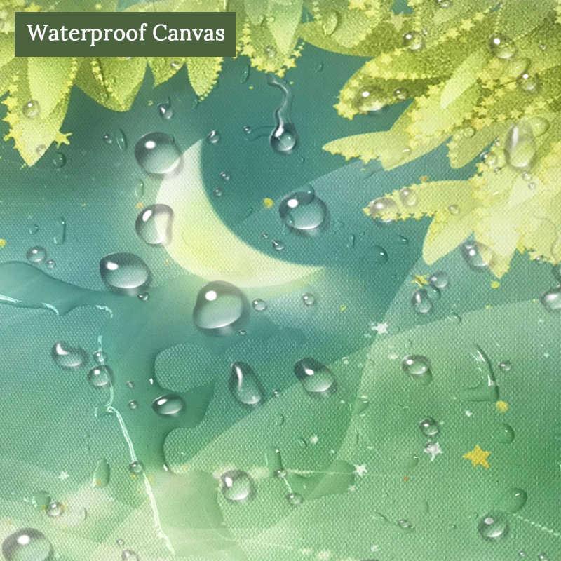 CUSTOM 3D วอลล์เปเปอร์ Retro ดอกไม้นามธรรมภาพผนังภาพจิตรกรรมฝาผนังห้องนั่งเล่นห้องนอนกันน้ำกันน้ำวอลล์เปเปอร์สติกเกอร์