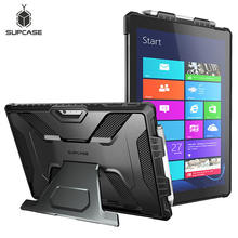 For Surface Pro 7 2019/Pro 6/Pro 5 /Pro 4/Pro LTE Case SUPCASE UB PRO Full-Body Kickstand Rugged Cover,Compatible With Keyboard(China)