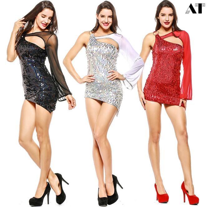 rocker flapper costume pop rock star sequin halloween fancy dress costumes on aliexpresscom alibaba group
