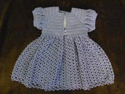 beautiful cute baby dress for cool season