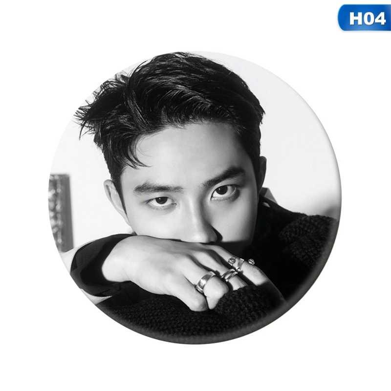 Kpop EXO Kai Suho Chen Chanyeol Album Foto Bros Pin Lencana Bros untuk Pakaian Ransel.jpg q50