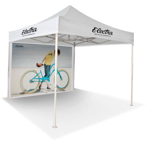 Promotional displays pop up gazebos 17kgs stainless steel for Steel frame tents
