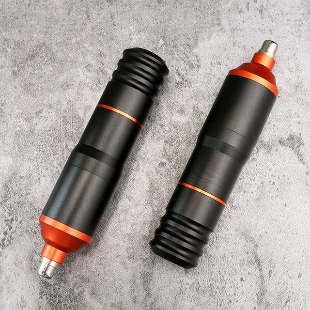 1PCS 2018 חם קעקוע עט רוטרי קעקוע מכונת עם המנוע הטוב ביותר עבור קעקוע אמן כבל מחסנית גריפ משלוח חינם