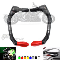 Universal 7/8 22mm Motorcycle Handlebar Brake Clutch Levers Protector Guard For Ducati Monster 1200 797 796 821 696 S2R 800