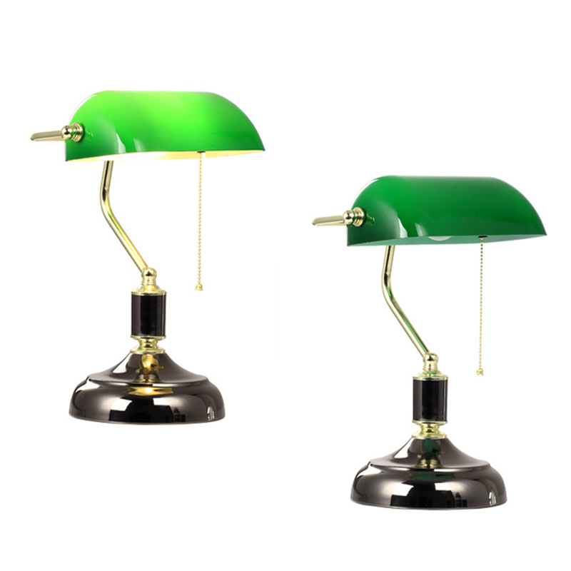 Traditional vintage office desk lamp with switch bedroom - Traditional table lamps for bedroom ...