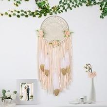 Unicorn Home Decoration Wind Chimes Boho Dream Catcher