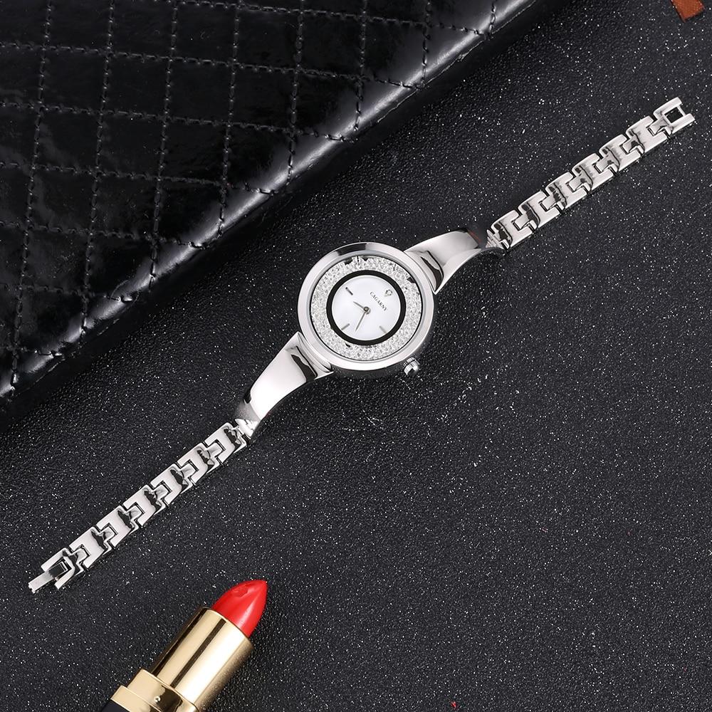 Stainless Steel bracelet bangle Watches Women Top Brand Luxury Casual Clock Ladies Wrist Watch Lady Relogio Feminino (7)