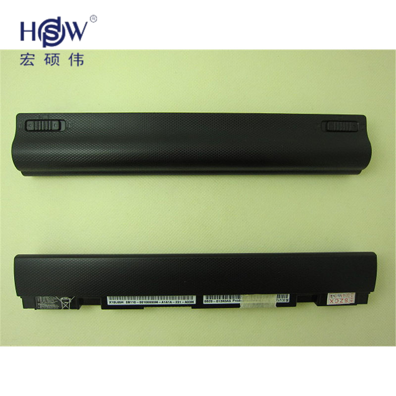 New Laptop Replacement Battery A31-X101 A32-X101,10.8V 2600mAh for Asus Eee Pc X101 X101 X101C X101CH X101H  bateria akku швейная машина janome dresscode