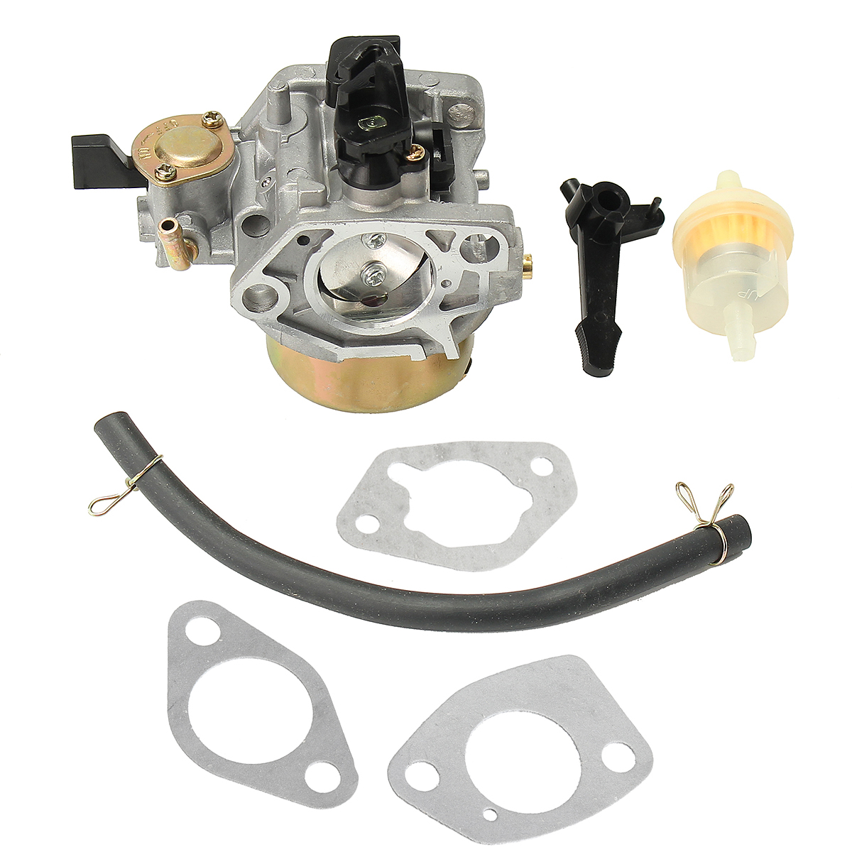 Best Price Carburetor Carb Gaskets Fuel Filter Switch Kit For Honda Gas Gx390 13h P Engines Replaces 16100