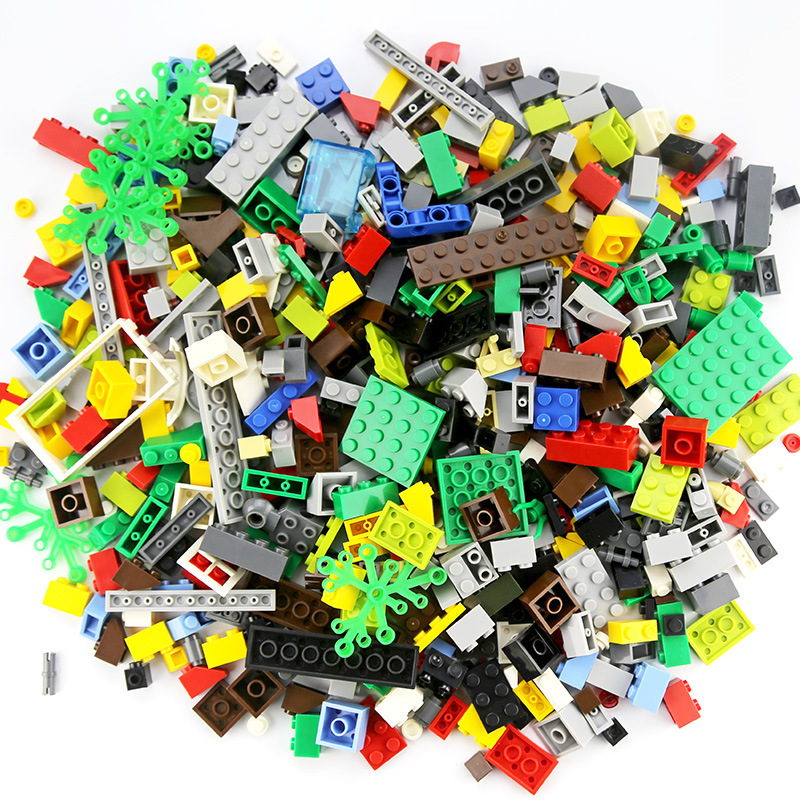 WANGE 1kg Weight Random Bricks Building Blocks City DIY Creative Educational Toys For Children designer wange 8011 21 great architectures 11 models london bridge big ben tiananmen building block sets educational diy bricks toys