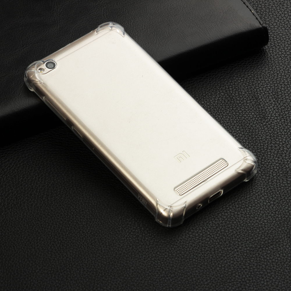 Soft Cover for Xiaomi Redmi 4A 4 A Redmi4A Ultra thin Clear Transparent Silicone Case for Xiaomi Redmi <font><b>A4</b></font> Red <font><b>mi</b></font> 4A Phone Case image