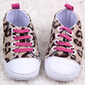 Горячая Продажа Первые Ходунки Детская Обувь Девочек Мальчиков Новая Мода Полосатый Холст Детская Кровать В Обуви Мягкие Противоскользящие Prewalkers Случайный Младенец Дети