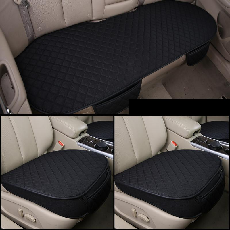 Car seat cover covers protector cushion universal auto accessories for Skoda Octavia 1 2 a5 a7 RS Superb 2 3 2017 2016 2015 2014