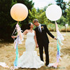 Wholesale 12 35cm 2packs lot 5pcs pack Mint Green Tissue Paper Tassel Garland Birthday Wedding Baby