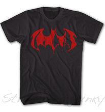 Batman Death Men T-Shirt Summers pour Film Comic Game JOKER
