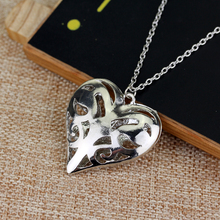 Vampire Diary the Originals Family Caroline Forbes Pendant Necklace Jewelry Link Chain Gifts For Women's necklace Accessories