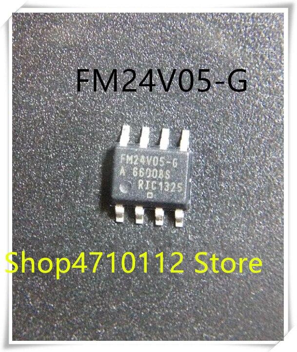 NEW 10PCS LOT FM24V05 GTR FM24V05 G FM24V05 24V05 SOP 8 IC