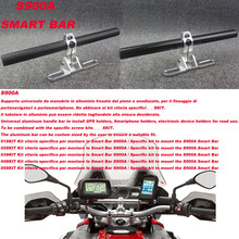 Motor Bike GPS Mount Holder For HONDA CTX 1300 14-16 CBF 600S/ CBF 600N 04-12 VFR 800 F 2014-2017 CB 1100 2013-2015 Smart Bar все цены