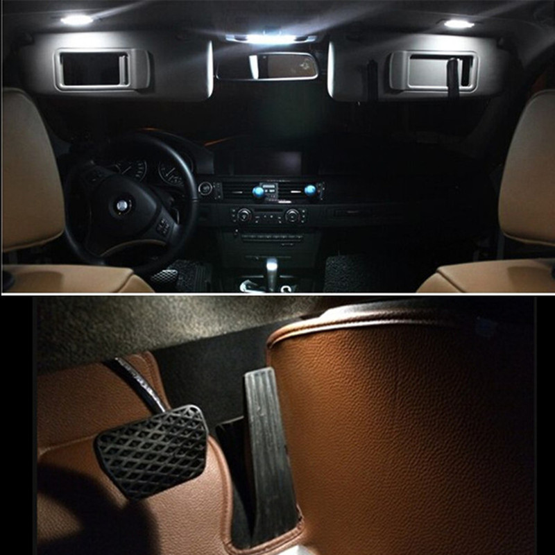 Us 22 79 5 Off 17pcs Error Free Xenon White Premium Led Interior Light Kit For 2000 2005 Chevy Impala With Free Installation Tool In Signal Lamp