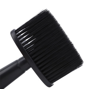 Image 4 - Professional Soft Black Neck Face Duster Brushes Barber Hair Clean Hairbrush Beard Brush Salon Cutting Hairdressing Styling Tool