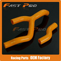 Силиконовые Радиатор Охлаждения Шланг Для KTM SX-F XCF 250 350 2011-2014 Enduro Байк Гонки Offroad Мотоцикл Мотокросс