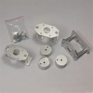 Image 1 - NEMA17 шаговый двигатель PROXXON MF70 монтажный комплект для DIY CNC преобразования 5 мм Размер отверстия