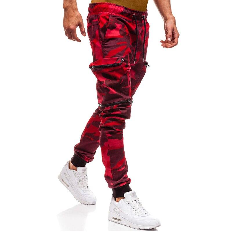 Sport wear Gym Fitness Men Jogging Pants  (16)