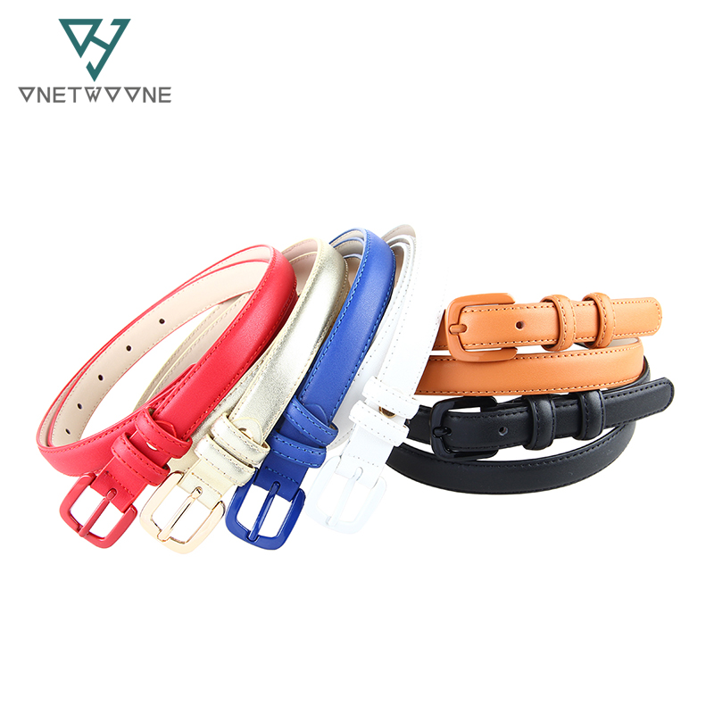 Beautiful Girls Waist Belts Natural Leather Pin Buckle Cowhide Small Womens Female Straps Newest Fashion Belt Fast Delivery