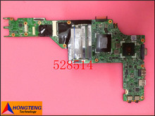 Wholesale MS-13811 MS-1381 laptop motherboard for msi ms13811 hm55 integration 100% Work Perfect