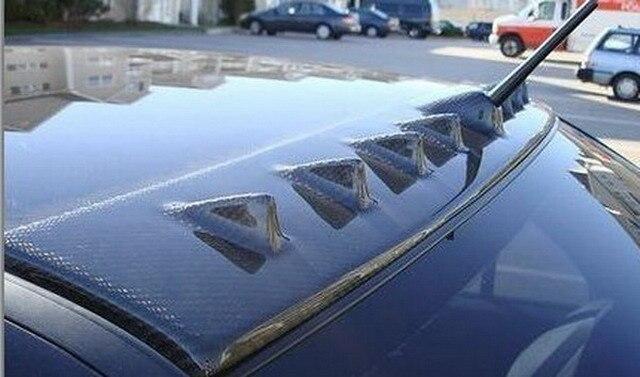 Aileron de toit en fibre de carbone EVO 8 EVO9 pour Mitsubishi EVO7 8 9