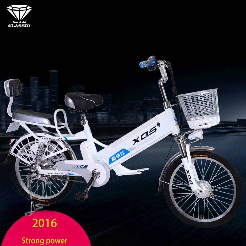 Bicicleta eléctrica 20/24 pulgadas 60V batería de litio extraíble - Ciclismo - foto 1