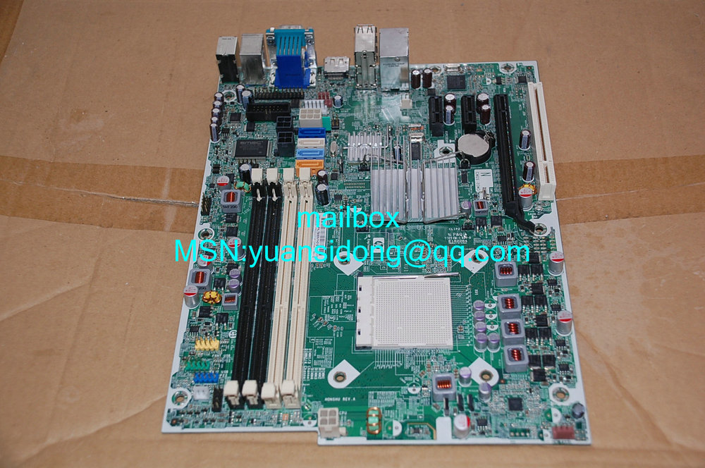 US $55 0 |work perfect For H/P Compaq 6000 6005 Pro SFF Desktop Motherboard  AMD DDR3 531966 001 503335 001 503336 000 100% tested-in Motherboards from