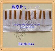100ชิ้น/ล็อต, BX120 10AA 120 10AAวัดความเครียดต้านทานฉบับที่135, BF120 10AA,จัดส่งฟรี