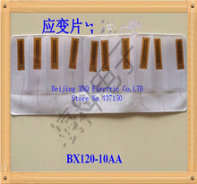 100pcs/lot ,BX120 10AA 120 10AA resistance strain gauge No. 135, BF120 10AA  ,Free Shipping