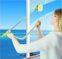 Double Sided Magnetic Window Cleaner Cleaning Set Cleaning Brushe & Window Cleaning & Wiper & Window Cleaning Supplies