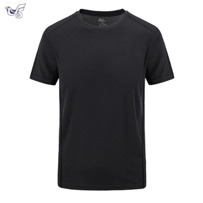 XIYOUNIAO Plus Size 6XL, 7XL, 8XL T Shirt Men Summer Brand Tops & Tees Quick Dry Slim T-shirt Men Sporting Clothing Short Sleeve