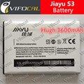 Jiayu S3 Batería de Alta Capacidad de 3600 mAh Batería de Repuesto de Alta Calidad Para Jiayu S3 + Teléfono Móvil
