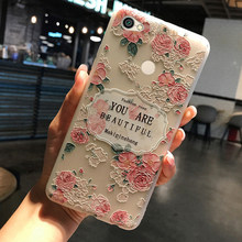 YueTuo matte coque,cover,case for xiomi XiaoMi Redmi note 5A 5 A prime pro / note5A silicone silicon luxury 3d phone(China)