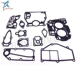Комплект уплотнительных прокладок для подвесного двигателя для Tohatsu Nissan 4-тактный NSF MFS 8hp 9.8hp лодочный мотор