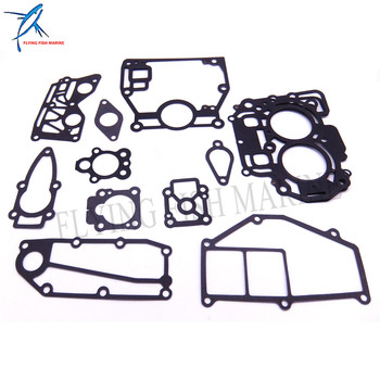 Outboard Engine Complete Power Head Seal Gasket Kit for Tohatsu Nissan 4-stroke NSF MFS 8hp 9.8hp Boat Motor