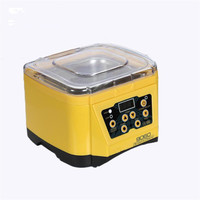 New Professional Free Shipping Ultrasonic Cleaning Machine Jewelry Watch High Sensitivity Ultrasonic Cleaner Electric Meter