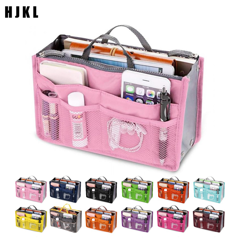 Travel Organizer Portable Beauty Pouch Functional Bag Toiletry Make Up Makeup Organizers Phone Bag  Makeup BagCaseCosmetic Bag