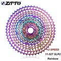 ZTTO MTB 12 Скоростей 11-52 т SLR2 Ультралегкая кассета Красочная радуга k7 HG совместимый Bike12S 12 в 52 т ЧПУ свободного хода для HG ступицы