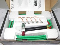 2016 oro smith antorcha, joyería soplete de propano, oxígeno acetileno antorcha kits de reparación de joyería