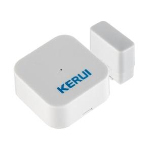Image 2 - KERUI 5ps D028 maison intelligente sécurité Portable Anti bourreur alarme antivol fenêtre porte capteur détecteur système dalarme contrôleur