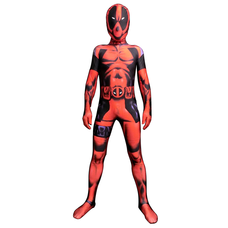 Kids Deadpool Halloween Costume